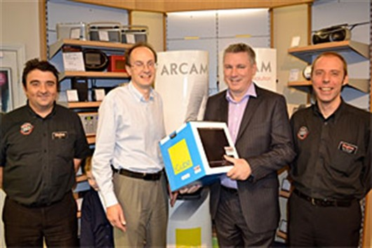 Arcam Open Day at Hughes Electrical - Cambridge