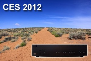 Arcam Launch D33 reference DAC at CES 2012