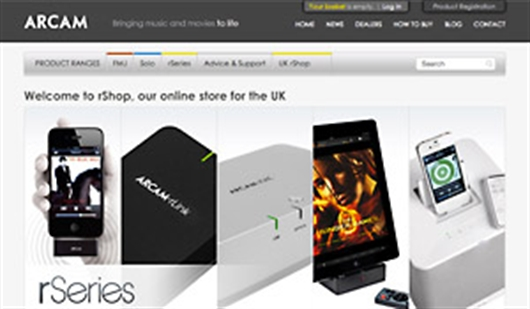 "UK ""rShop"" Opens For Business"