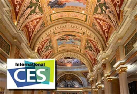 CES 2013 - Arcam in Las Vegas for Bright Lights & BlueTooth!