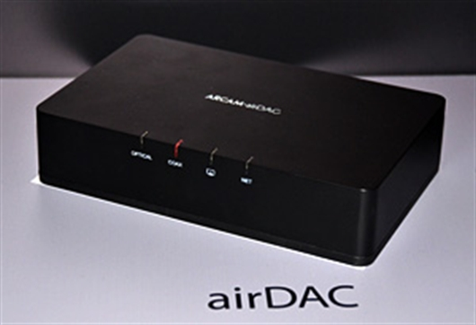 "Arcam at CES - Day 2,  ""In the airDAC Tonight"""