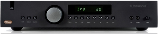 Arcam A19 rated as