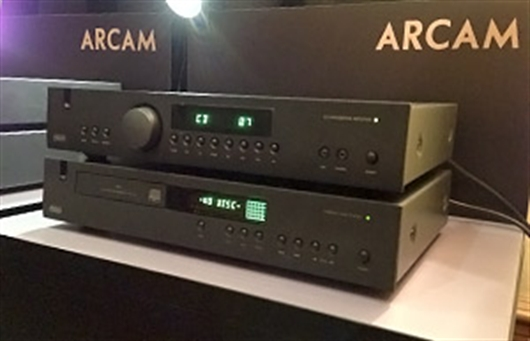 Music (and the new A19) Rules at the Bristol Sound & Vision Show !