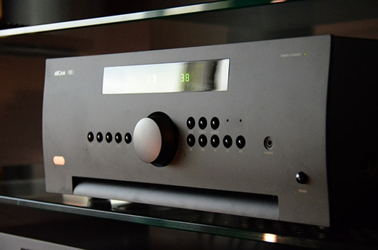 "CES 2014 - Arcam Announces A49 200wpc ""Super Integrated"" Stereo Amplifier"