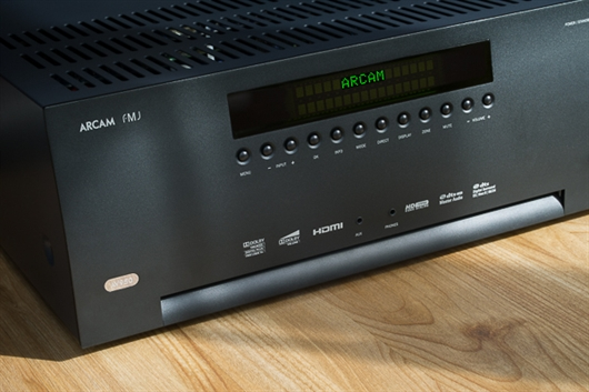CES2014 - AV950, Arcam's Highest Performing Pre-Processor Ever!