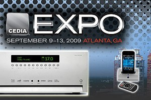 Arcam Announces new AV Receiver and iPod dock at CEDIA Expo US