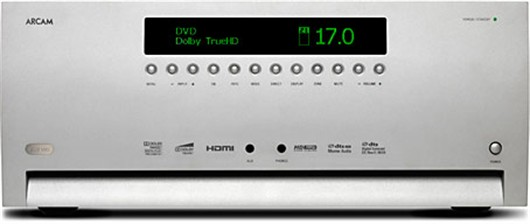 Arcam launch AVR500 High Definition AV Receiver
