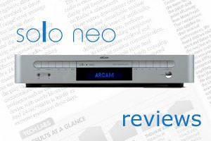 Solo Neo - Stunning Reviews from the HiFi Press!