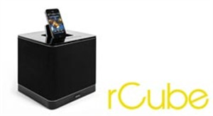 Arcam announces the rCube Portable Music System