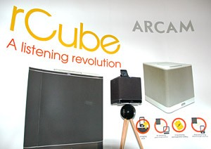 Arcam wow the crowds at CES 2011