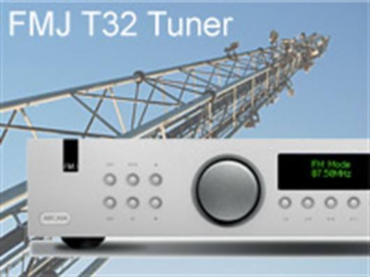 FMJ T32 Tuner offers next generation radio