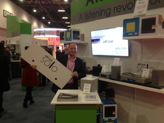 Arcam at the Gadget Show - ExCeL, London