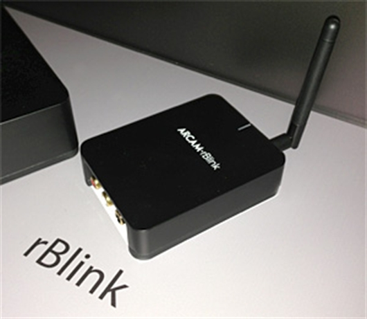 Arcam at CES - Day 4, rBlink and SonLink Complete the CES New Product Line-up