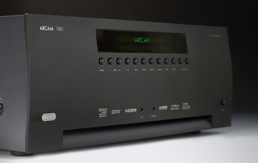 Welcome to the best ever receiver from Arcam - the AVR750