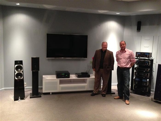 Arcam impresses with the A49 in Canada
