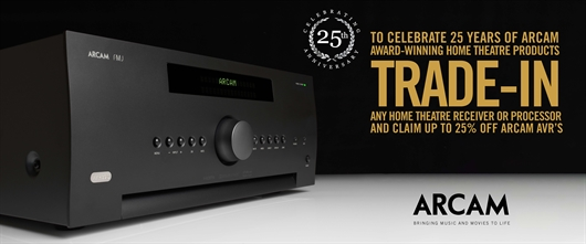 Arcam | bringing the best possible sound into people's lives