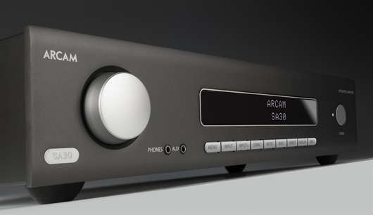 ARCAM Introduces SA30 Integrated Amplifier
