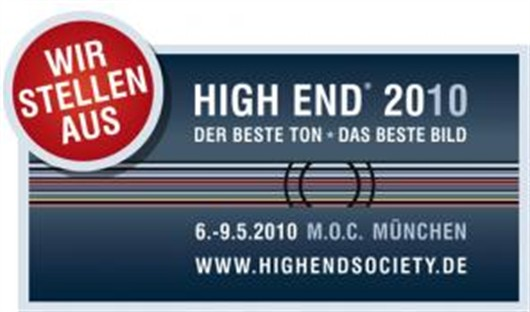 Arcam at the Munich 'High End' show May 6th - 9th