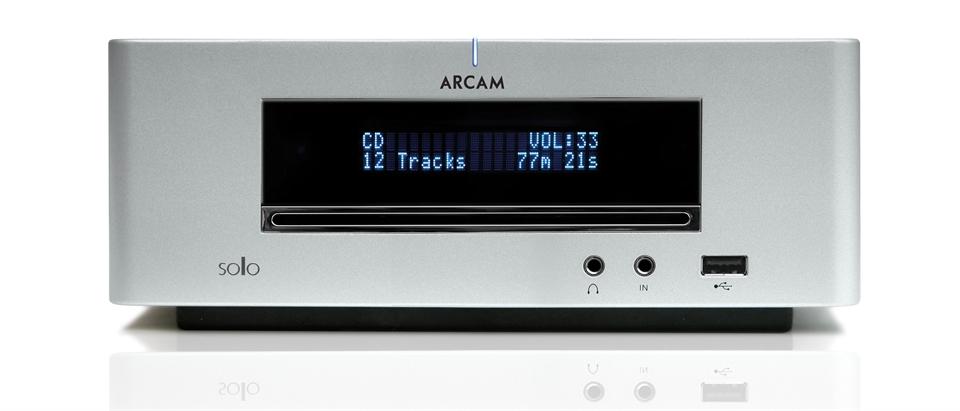 CD Arcam Solo Music Silver