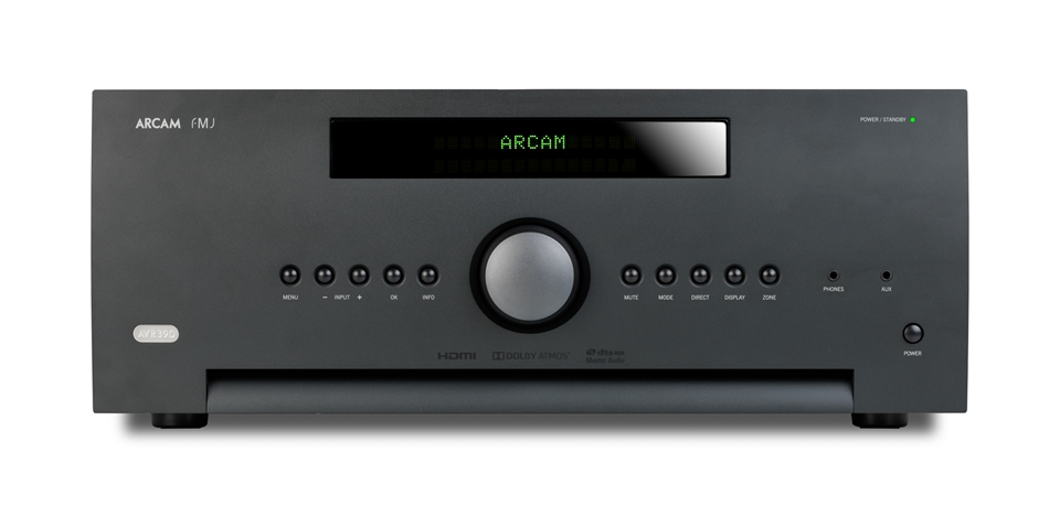 avr390 av receiver arcam rh arcam co uk Army Arcam Medal Arcam Army Uniform