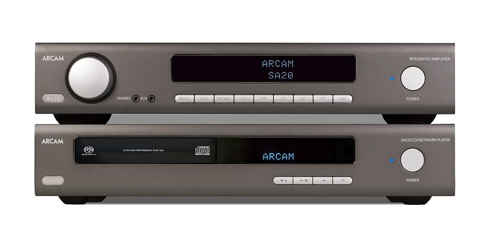 CDS50 - SACD/CD Player - Arcam
